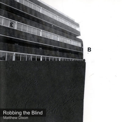 Robbing the Blind cover image